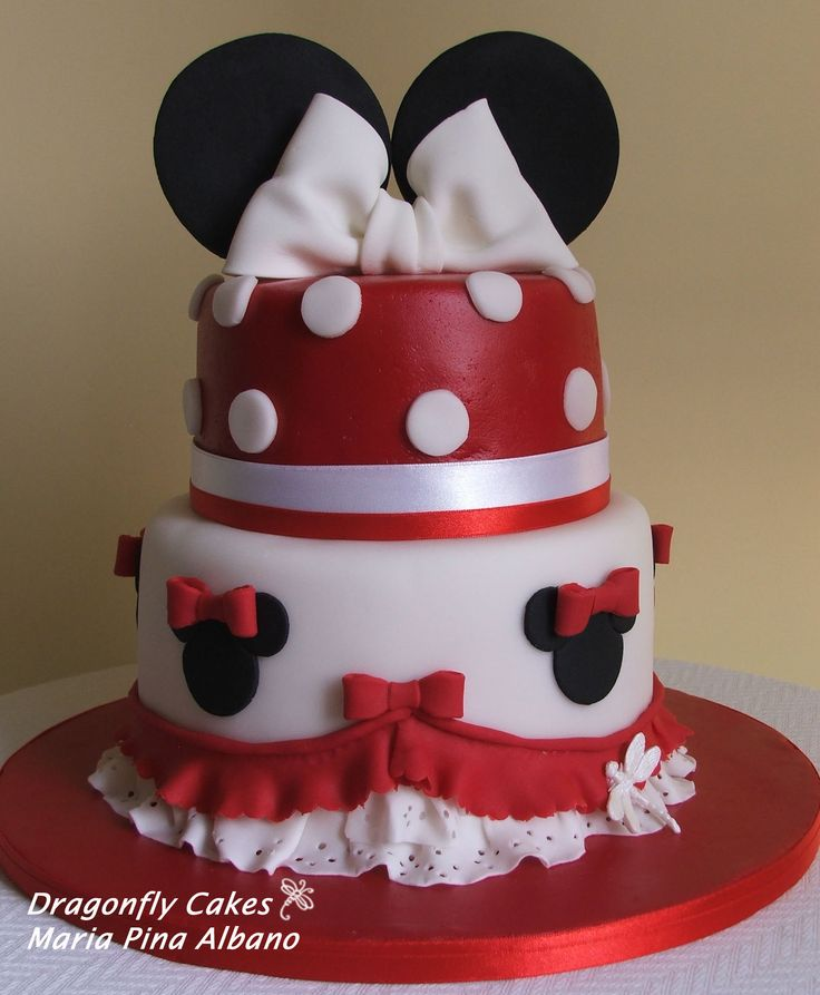 Mickey And Minnie Cake Ideas 3665 Mnnie Cake Minnie Cake M