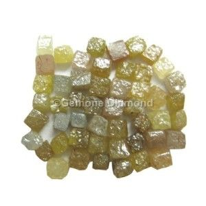 This is Lot of 5.0 ct (2.0 mm to 3.0 mm) Loose Diamond CONGO CUBES that will make your art deco and rough diamond jewellery look marvelous at wholesale price.You will get 50 to 55 pieces out of the diamond lot shown in the photos