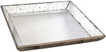 Large Roberto Glass Tray. Home Decorators