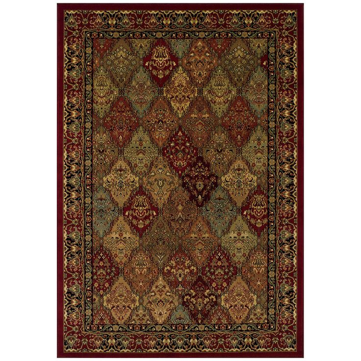 Dalyn Rugs Wembley WB38 Red Area Rug