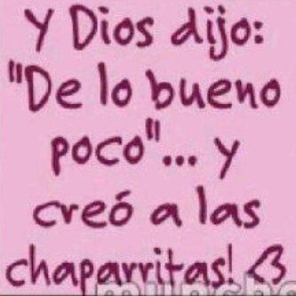 o/ #chaparritas #lindas