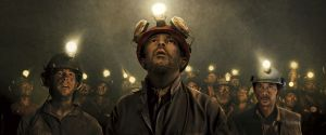 The 33 Chilean miners and the power or prayer.