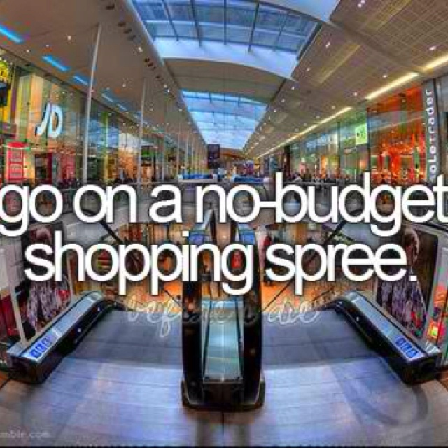Before I die...: Bucketlist, Every Girls, Mall Of America, Credit Cards, Before I Die, Inspiration Pictures, The Buckets Lists, Dreams Coming True, Shops Spree
