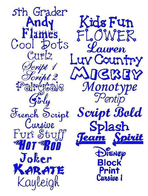 Girly Tattoo Fonts   girly fonts   Letras/fonts ... Girly Fonts