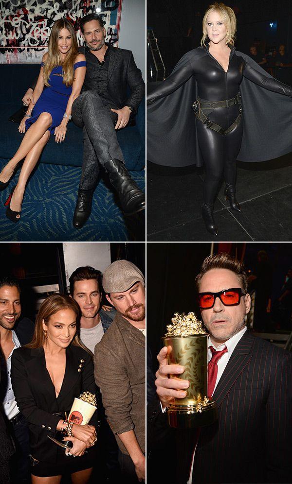 MTV Movie Awards Best Moments: Amy Schumer's Wild Jokes &More