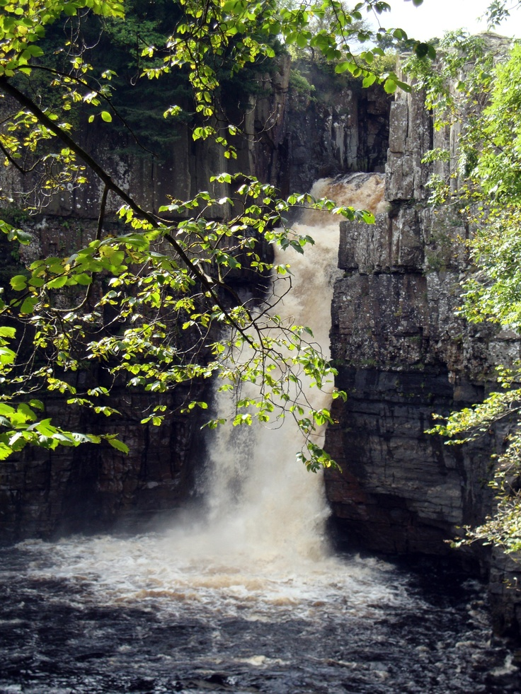 High Force, Forest-in-Teesdale