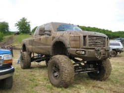 Love a muddy truck. Even when it's a ford