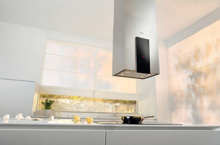 les hottes d coratives de gorenje cooker hoods retro. Black Bedroom Furniture Sets. Home Design Ideas