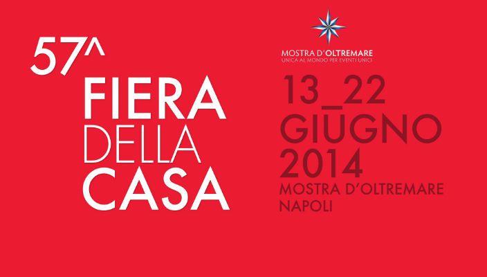 Dal 13 al 22 giugno appuntamento con la Fiera della Casa 2014. Qui tutti i dettagli.  Di Giovanni Ceriello. #FieraDellaCasa #Napoli