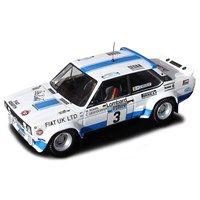 Fiat 131 Abarth - 1979 RAC Rally - #3 W. Rohrl 1:43