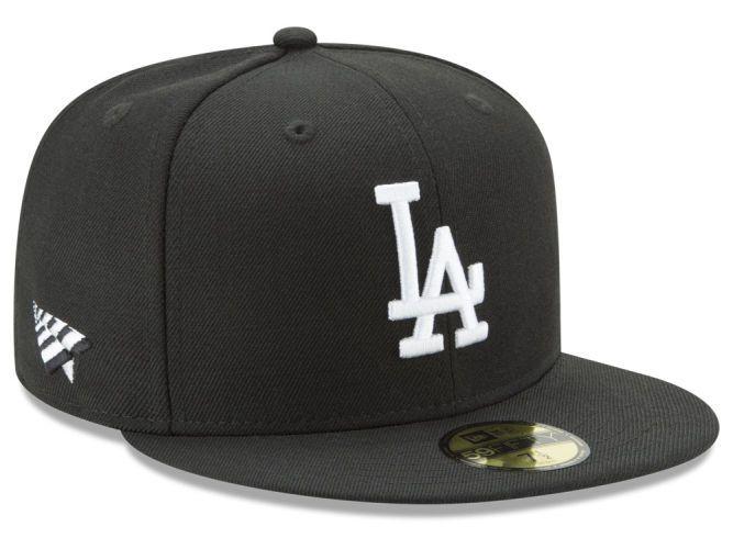 Los Angeles Dodgers MLB New Era X Roc Nation 59FIFTY Cap Bonés