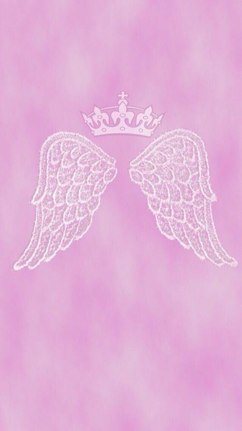 ᎥᏢhσnє Ꮃαllpαpєrѕ Wings wallpaper, Aesthetic iphone
