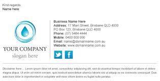 תוצאת תמונה עבור email signatures examples