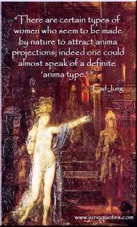 carl jung and the spiritual anima • the anima • the self • individuation • jung's narrow and broad definitions of synchronicity  • a model of spiritual growth  carl jung's letter.