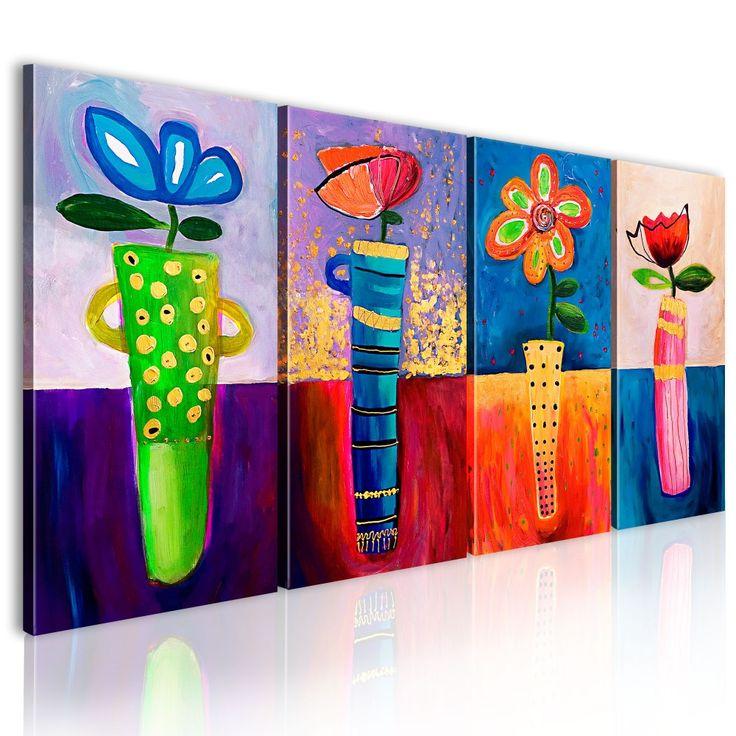 239 best canvas art wandbilder und leinwanddrucke images. Black Bedroom Furniture Sets. Home Design Ideas