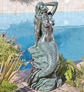 Mermaid Statue review at Kaboodle