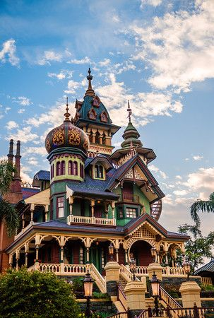 A full look inside Disney's newest--and one of their best ever--attractions!
