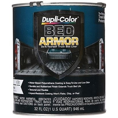 Dupli-Color BAQ2010 Bed Armor DIY Truck Bed Liner with Kevla - bed armor