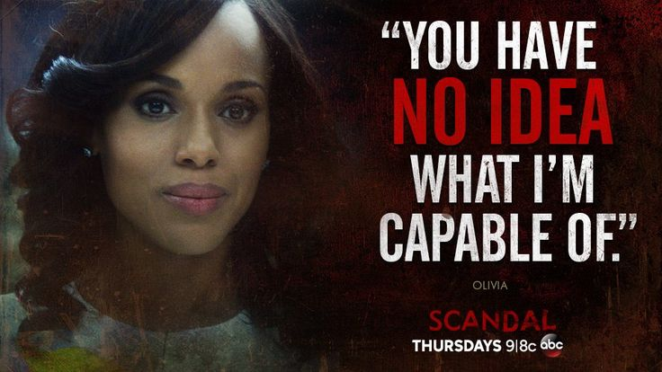 Olivia Pope #Scandal