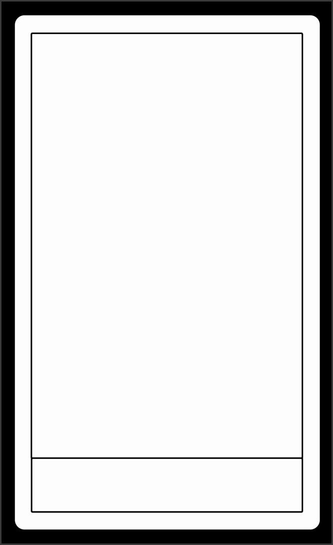 Blank Trading Card Template Unique 7 Blank Trading Card Template Sampletemplatess Trading Card Template Tarot Card Decks Diy Tarot Cards