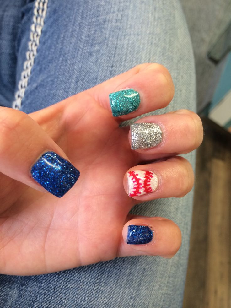 13 best sports nails images on Pinterest | Sport nails, Hs sports ...