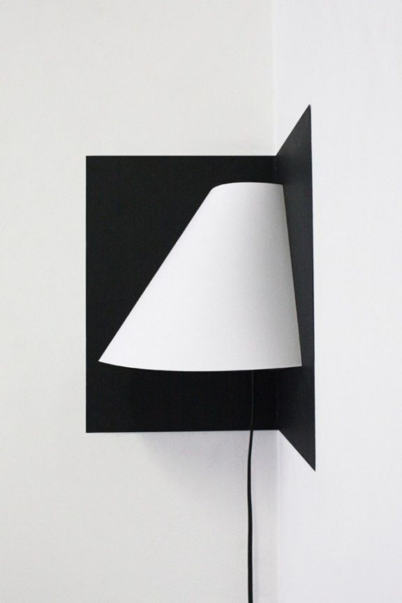 Simple Eine sehr interessante Beleuchtungsidee haben wir hier von den Well Well Designers Pop up hei t die Lampe aus beschichtetem Papier die in einen Um