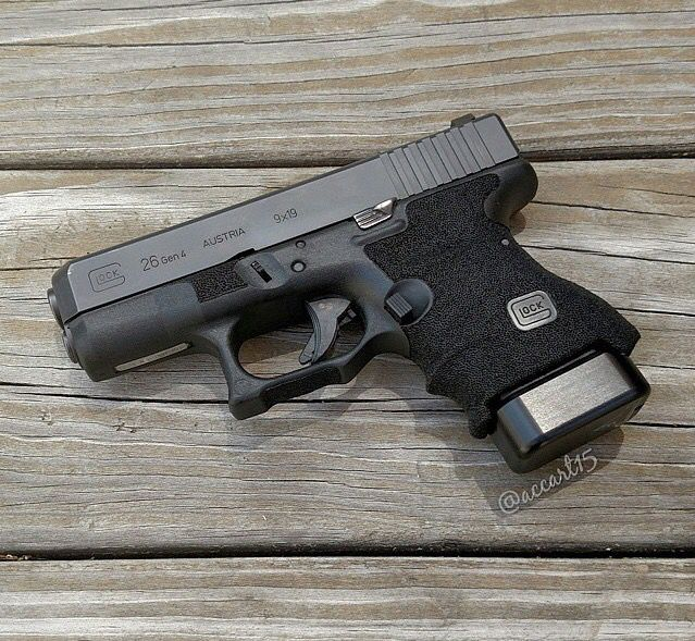 Glock 26 pistol, guns, weapons, self defense, protection ...