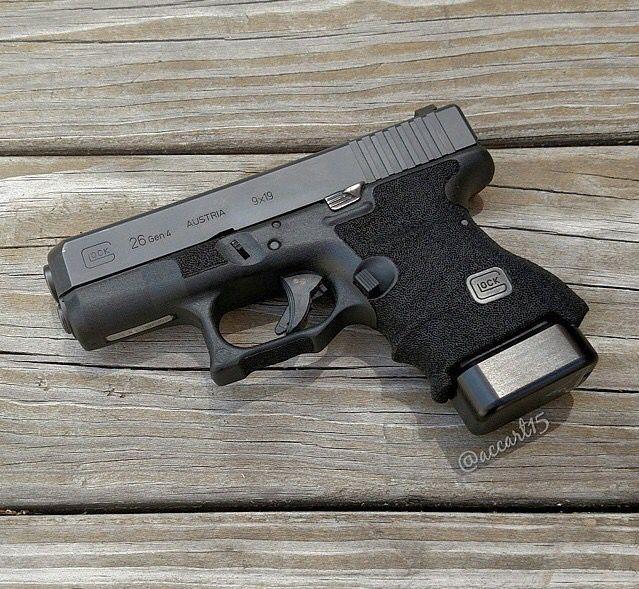 Glock 26 pistol, guns, weapons, self defense, protection ...
