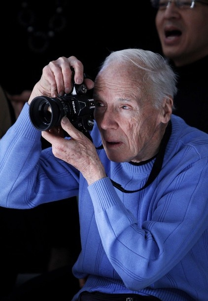 """""""Fashion is the armour to survive the reality of everyday life. I don't think you could do away with it. It would be like doing away with civilization."""" - Bill Cunningham"""