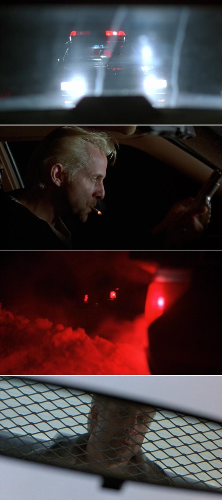 Fargo (1996)   Cinematography by Roger Deakins   Directed by Joel Coen and Ethan Coen