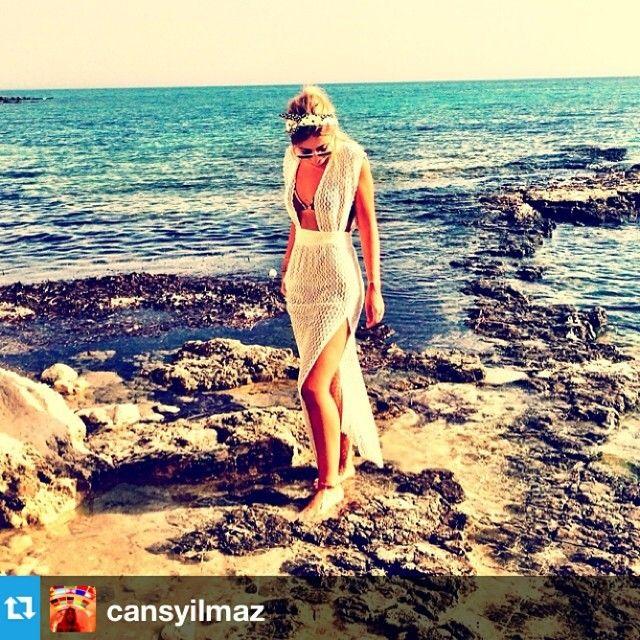 BAYRAM TATİLİ'nde bana whatsapp üzerinden çok sorulan #Yırtmaç Etekli Plaj Elbisemiz sitemize konmuştur⚓️#Modafabrik 2.Etap yaz elbiseleri geliyorBu modeli gelen siparişler üzerine bugünden gönderimine başladık☀️ #Repost from @cansyilmaz with @repostapp #summertime #gonnafollowsun #modafabrik #loveseason