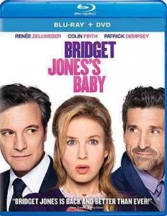 Bridget Jones's baby / Universal Pictures and StudioCanal and Miramax present ; in association with Perfect World Pictures ; a Working Title production ; screenplay by Helen Fielding, Dan Mazer and Emma Thompson ; produced by Tim Bevan, Eric Fellner and Debra Hayward ; directed by Sharon Maguire.