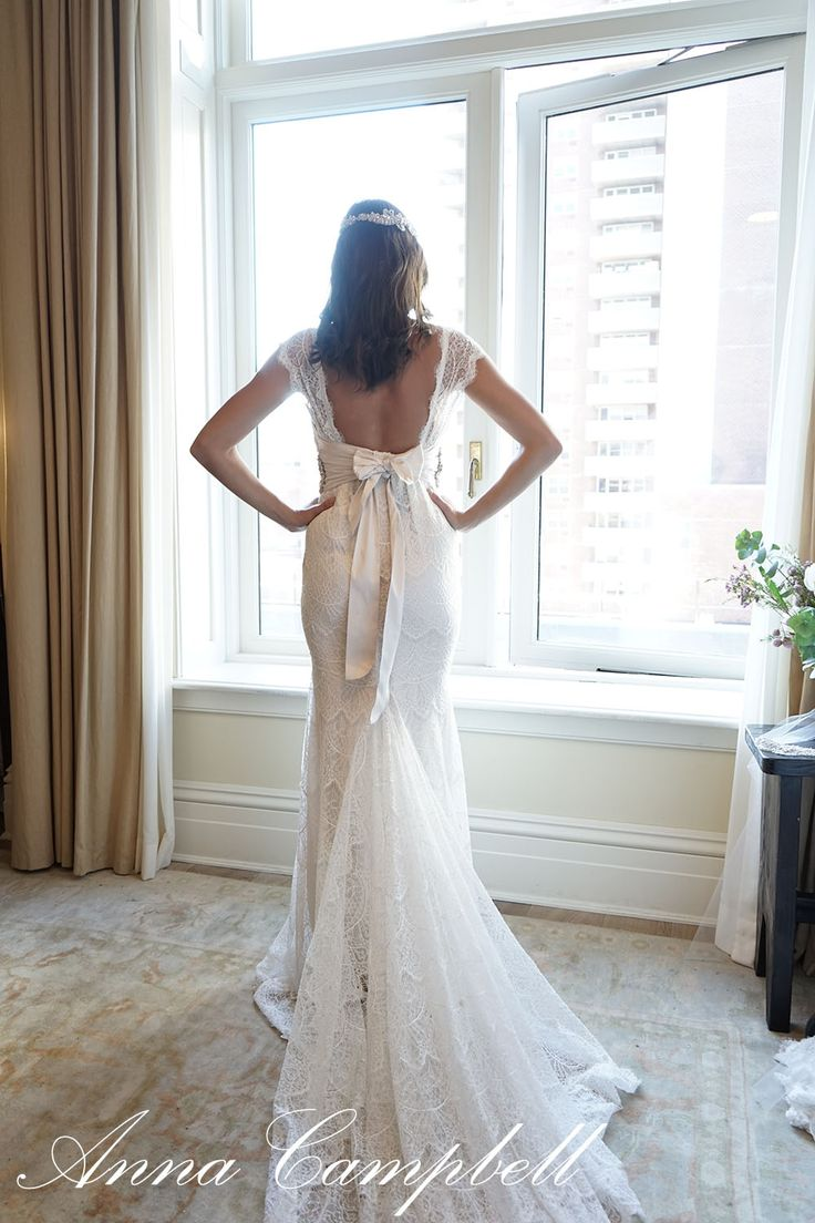 Anna campbell nybw showings to browse the 39 forever for Anna campbell wedding dress used