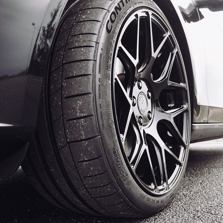 Continental ExtremeContact Sport Tire Review UltraHigh