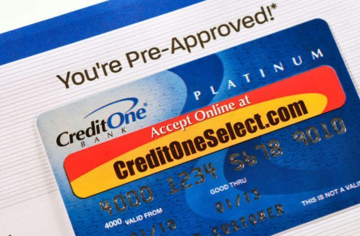 Preapproved credit cards for bad credit