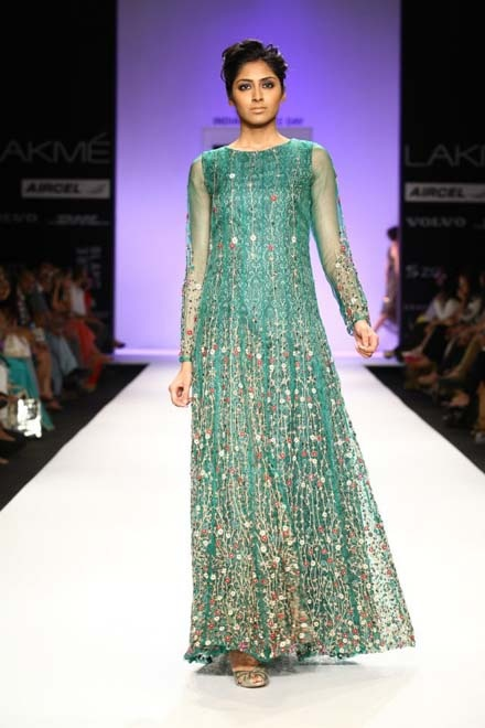 Indian Designers at Lakme Indian Fashion Week Spring Summer 2013. #haute couture #fall outfit