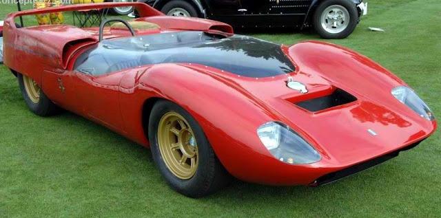 Fantuzzi Pantera P70 (1965-67)
