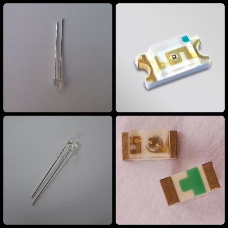 smd 0603 0805 led 1.8mm 2mm 3mm micro led diode