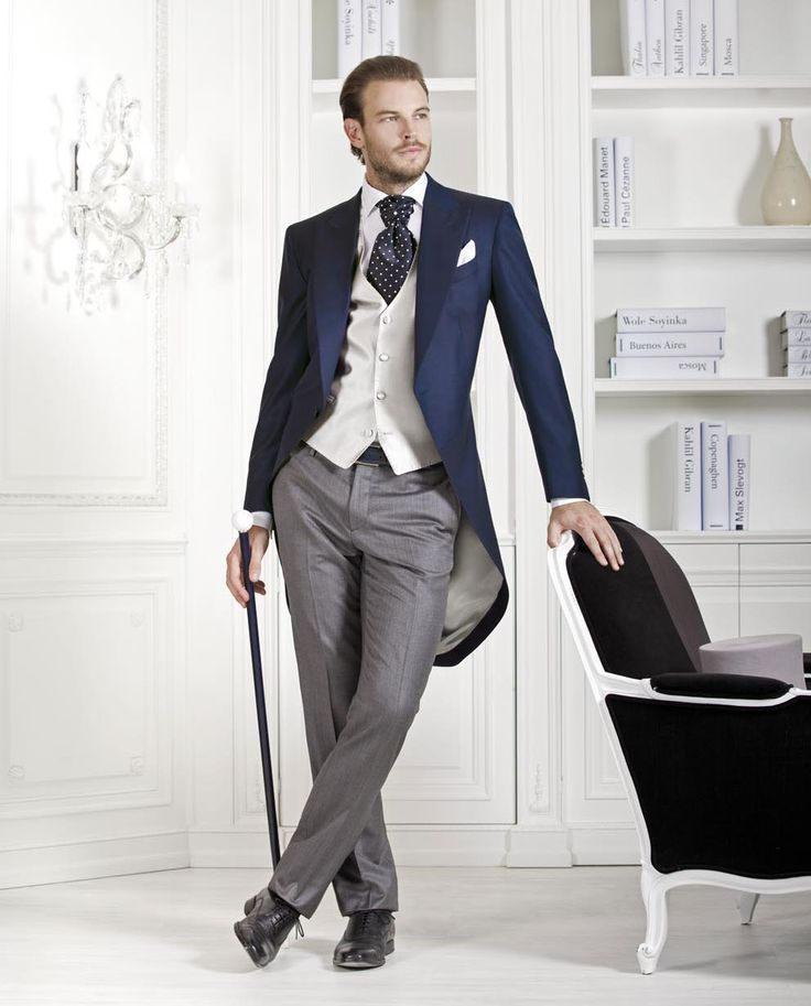 Very nice suit for the groom