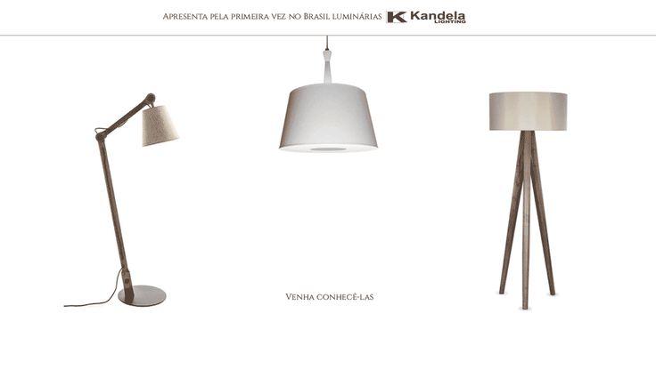 puntoluce apresenta kandela lighting