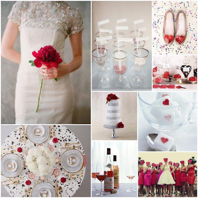 Valentine Wedding Inspiration Bridaltweet Forum Community
