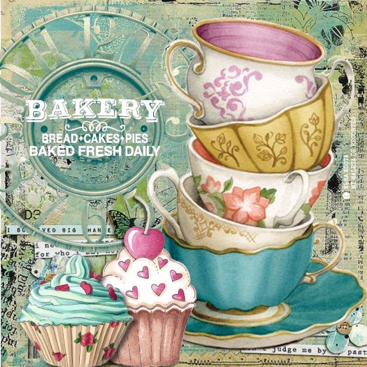 Cups+and+muffins-+decoupage-Mi+Maleta+de+Recortes.jpg (841×840)