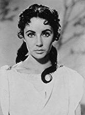 """Quo Vadis"" Elizabeth Taylor screen Test 1951 MGM MPTV"