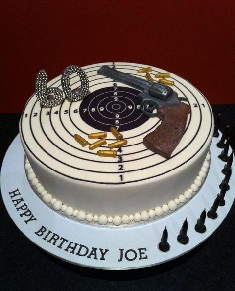 Birthday Ideas for Men | File Name : 60th Birthday Cake Ideas For Men Fondant