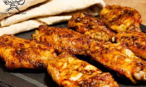#FIRINDA #BARBEKÜ #SOSLU #TAVUK #KANAT #yemek #food #tarifi #tarif #recipes #yemektarifi #lezzet #tariflef #yiyecek