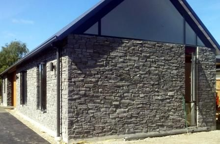 Island Stone New Zealand » Lightweight NZ Schist Cladding