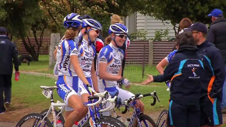 2013 Jayco Apollo VIS Women's Cycling Team