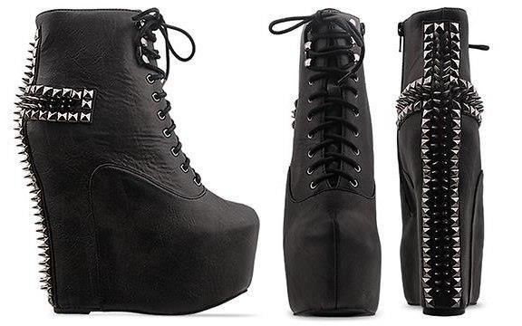 Дизайнерская обувь jeffrey campbell