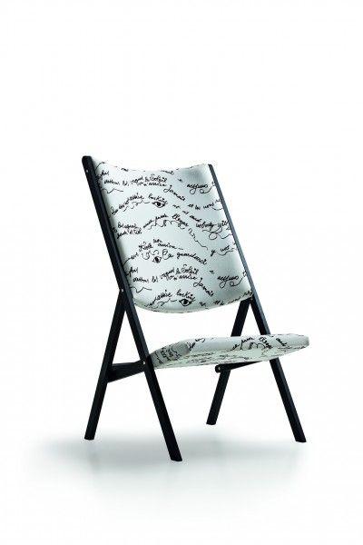 Dezza Poltrona 24 - Gio Ponti Official Store. Available for sale on the Gio Ponti Official Store: http://store.gioponti.org/en/furniture/184-dezza-poltrona-24.html #design #chair #armchair #style #italy #madeinitaly