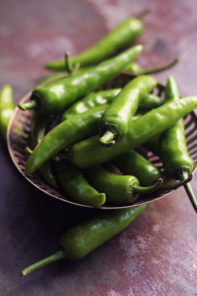 Green chile.  Country Woman At Heart.